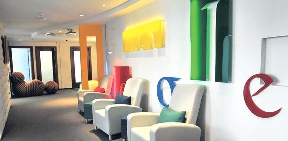 משרדי גוגל / צלם: תמר מצפי
